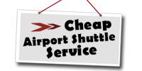 Cheap Airport Shuttle Service